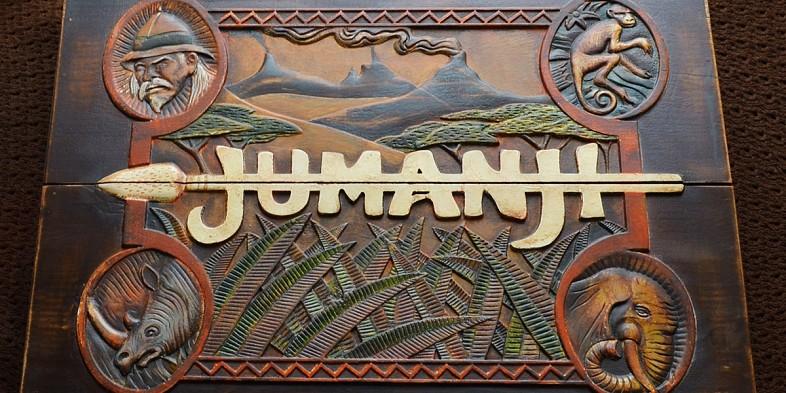 Resultado de imagem para Jumanji